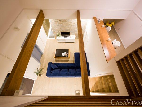 佐賀デザイン住宅・CASAVIVACEの画像